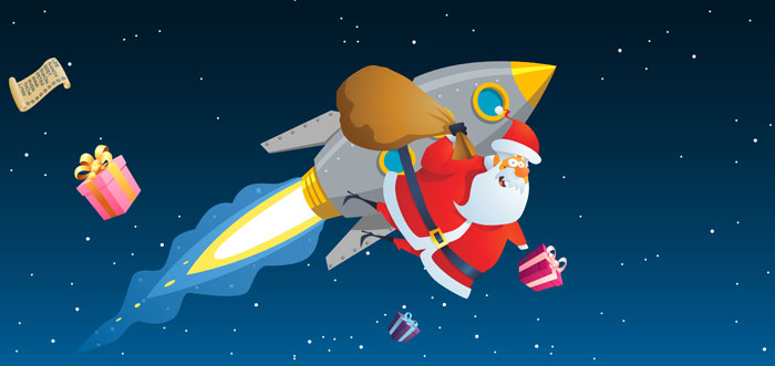 God Jul till alla E-handlare och våra fantastiska läsare