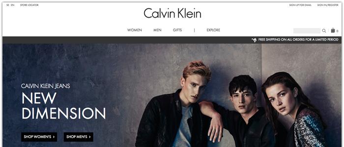 Ännu ett varumärke satsar online i egen regi
