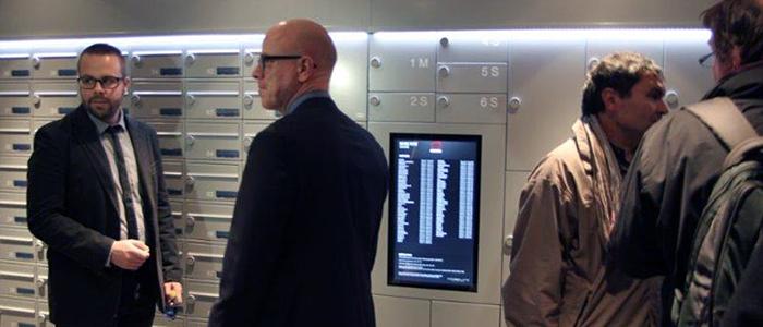 Satsningen på paketboxar trappas upp i Stockholm