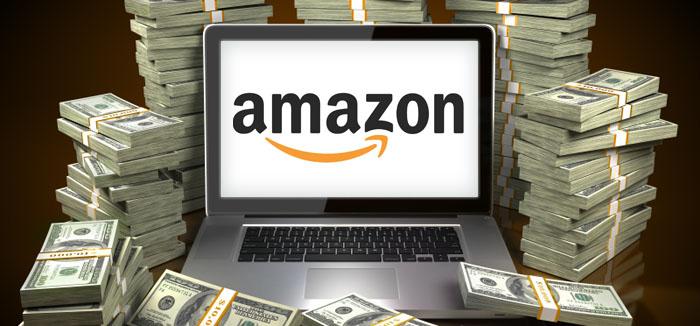 Amazons säljare sålde mer än 2 miljarder varor 2014