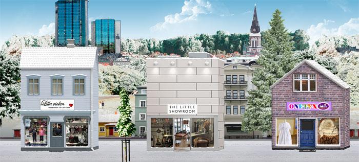 Virtuell gågata ska få lokala butiker att leva kvar