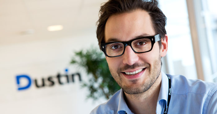 Dustins norska bolag byter nu namn till Dustin Norge