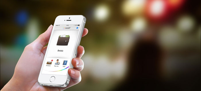 Bankerna vill samarbeta kring Swish för E-handel