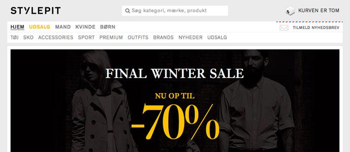 Stylepit avbryter köpet av norsk modekoncern