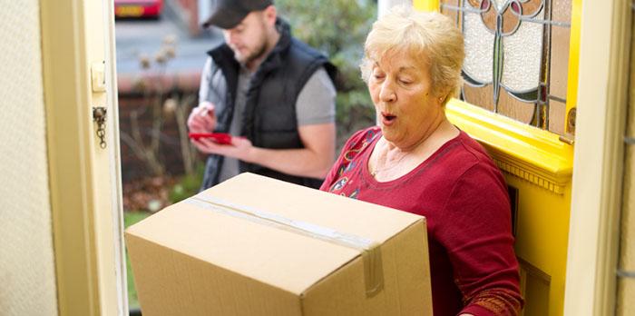 Bristande leveransalternativ fick kunderna att byta butik