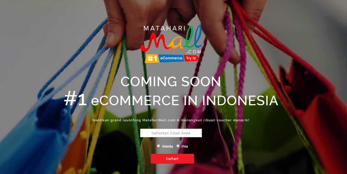 En halv miljard dollar bakom indonesisk E-handel