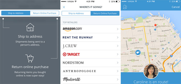 Nystartad leveranstjänst vill förenkla E-handelsreturerna