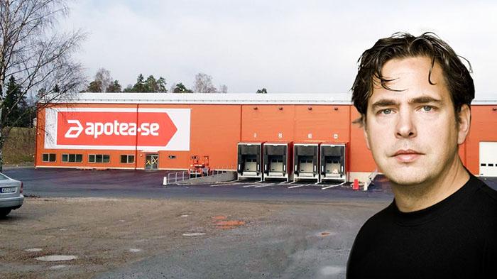 Pär Svärdson ska skaka om Apoteksbranschen