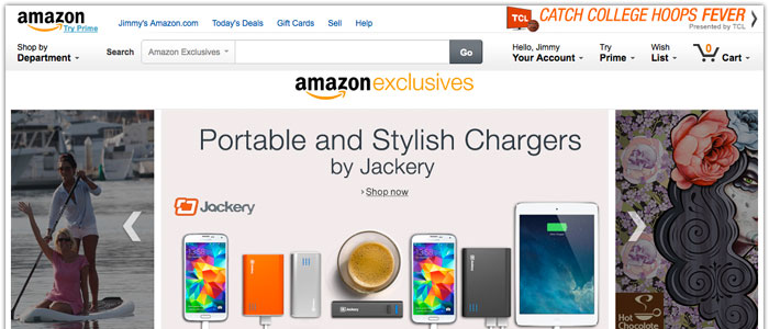 Amazon säljer utvalda prylar i ny exklusiv butik