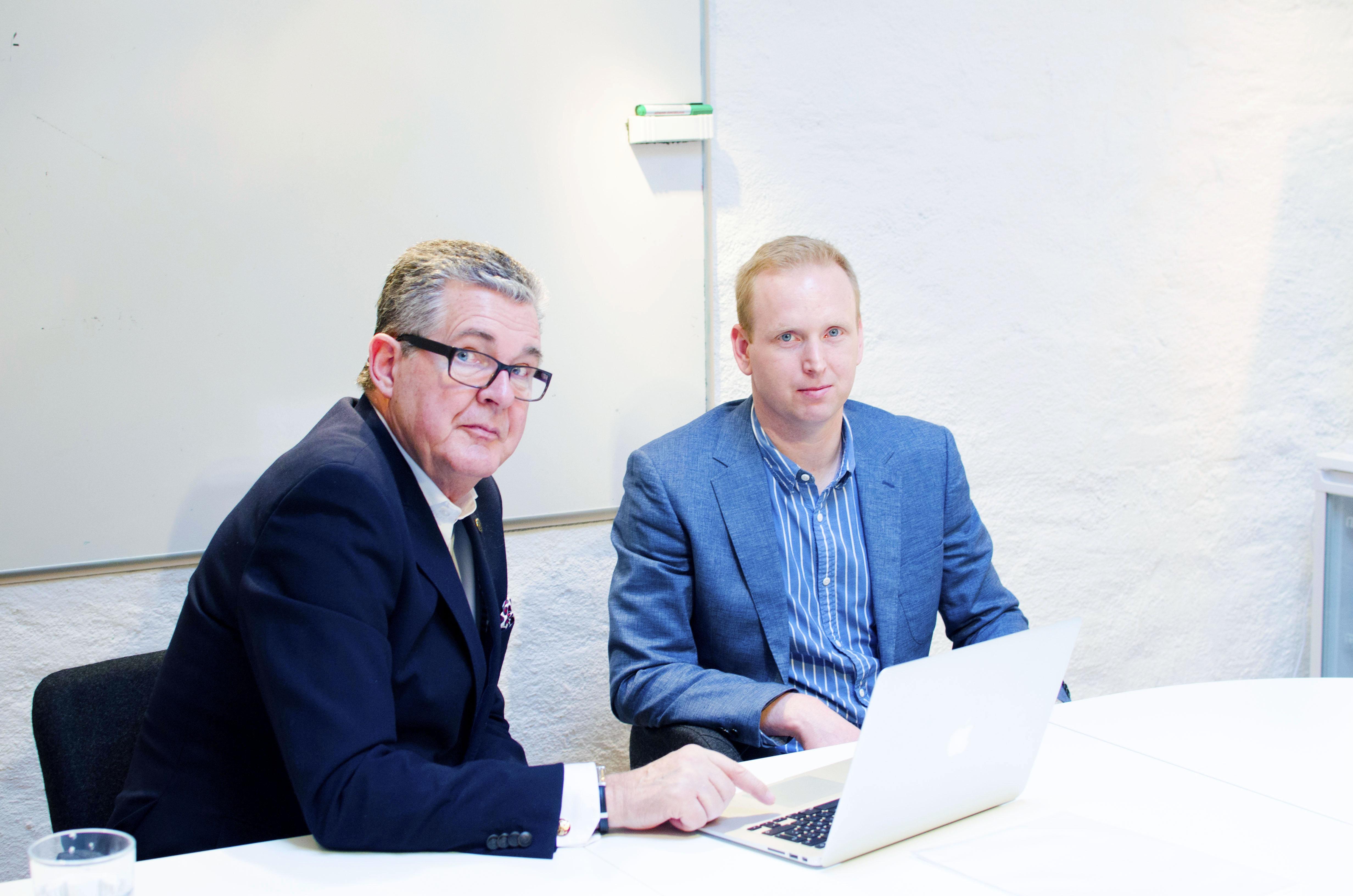 Veteraner från Trygg E-handel startar eget - vill bli det nya Trustpilot