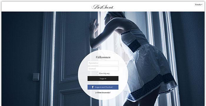 Hemlig modeportal gläntar på dörren till Sverige