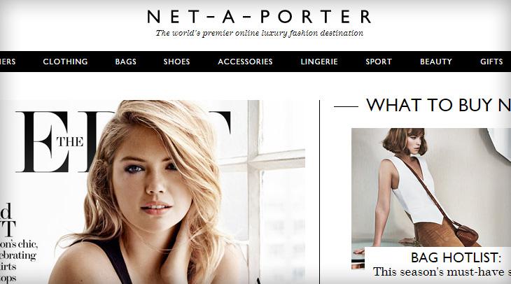 Amazon är intresserade av modejätten Net-a-Porter