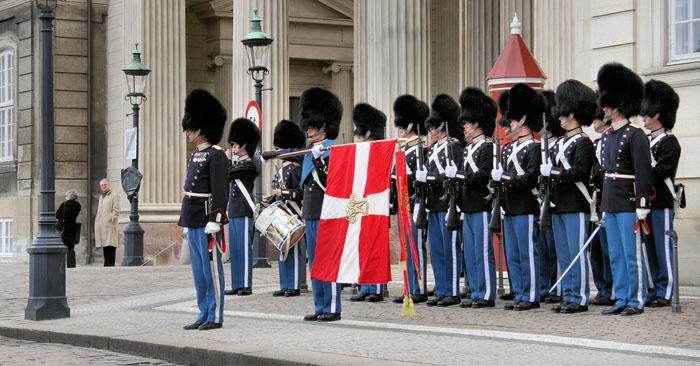 Danmark klättrar upp i den globala E-handelsrangen