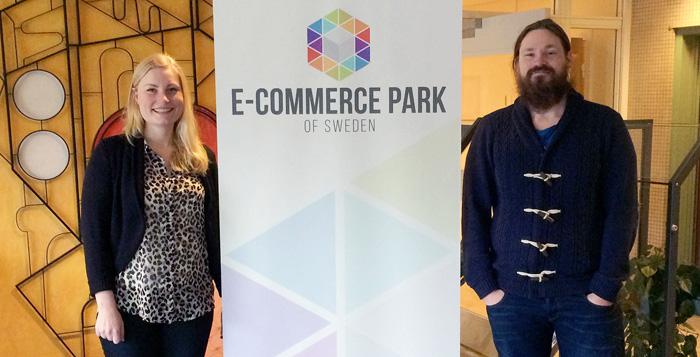 Nästa stora E-handel skall växa upp i E-handelsparken