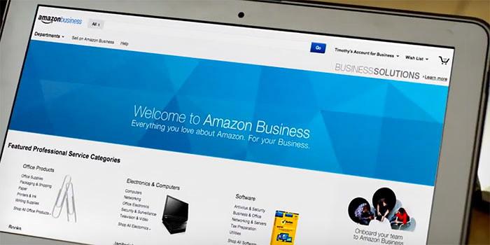 Amazon lanserar nytt i stor företagssatsning