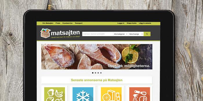 Ny svensk marknadsplats öppnar upp förrådet