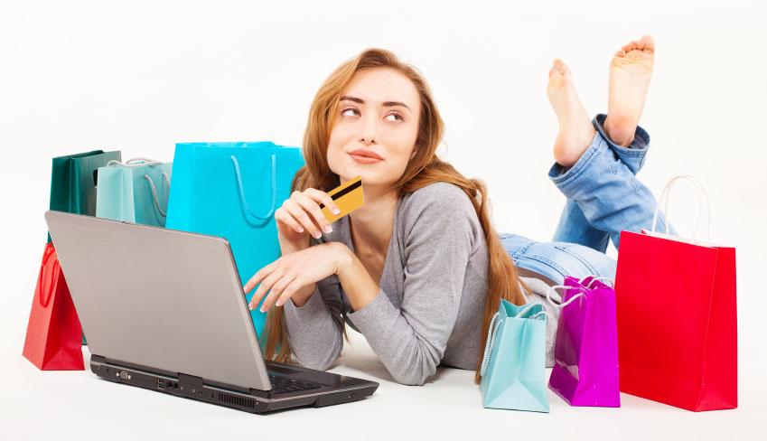 Modehandeln på nätet ökade med 5 procent