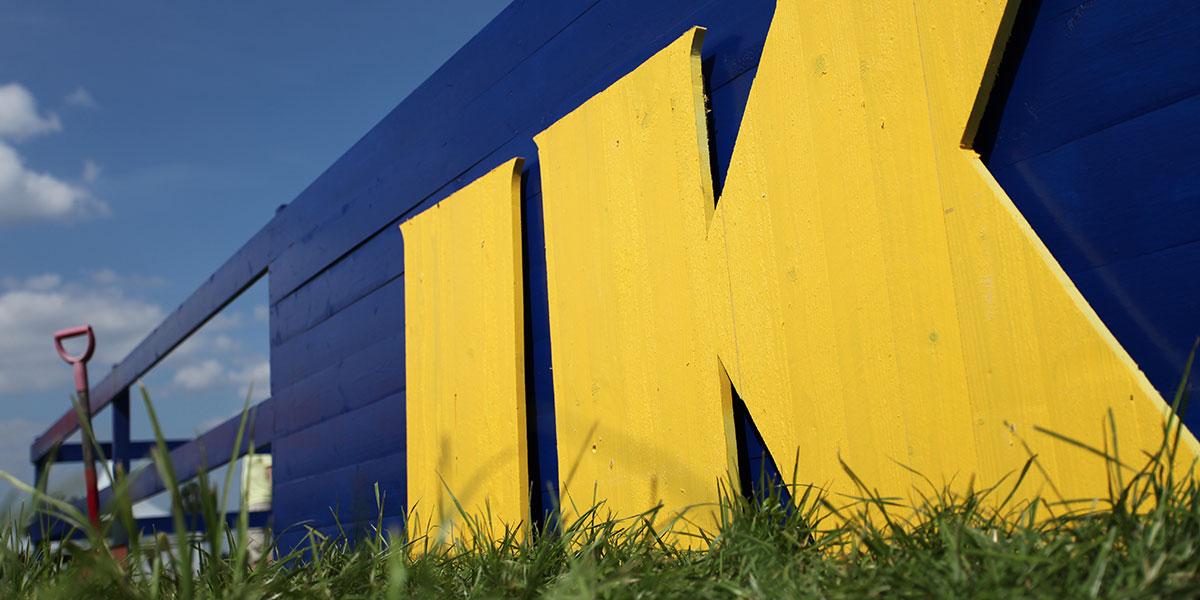 IKEA öppnar butiker utformade för E-handel