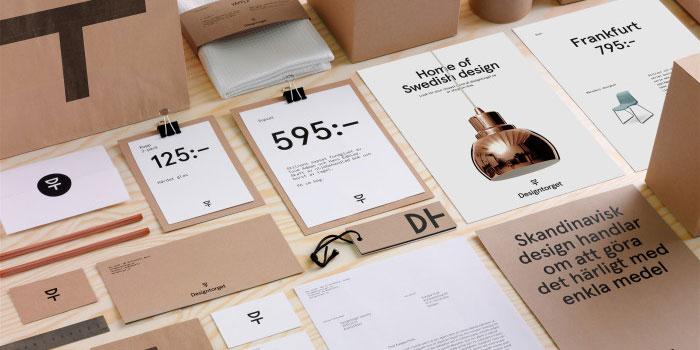 Designtorget skiftar form och rullar ut ny E-handel