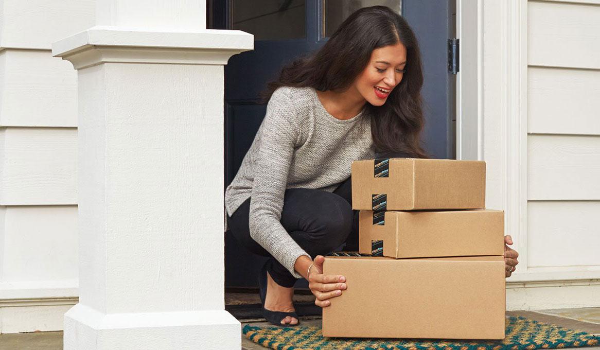 Amazon utökar Prime med gratis leverans samma dag