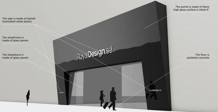 Royal Design bygger vidare på sitt multikanalkoncept