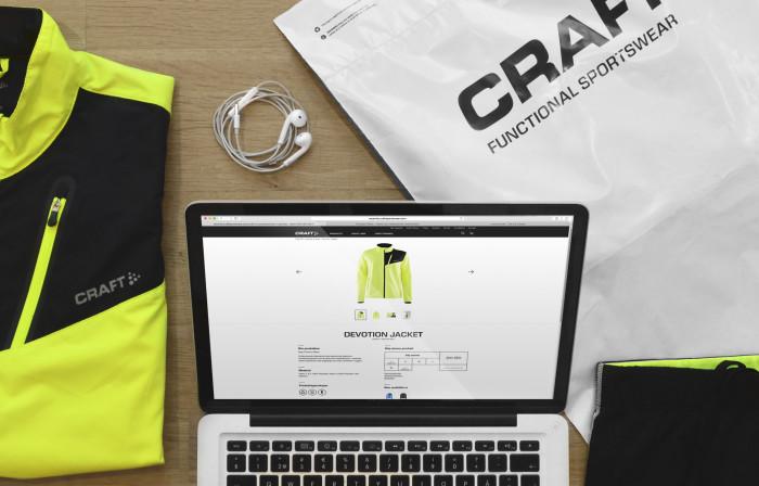 Craft rullar ut E-handel direkt till slutkonsument