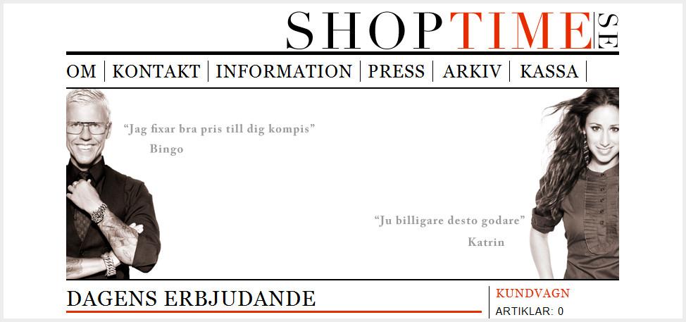 Katrin & Bingo får hjälp med E-handeln