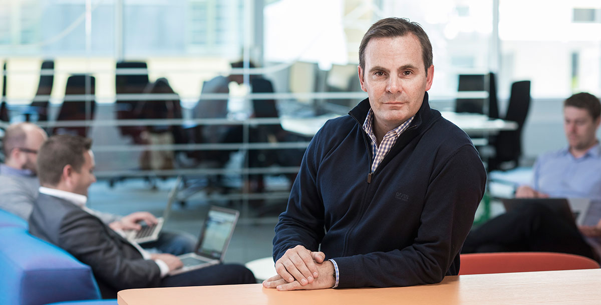 Förre AmEx-chefen ska leda Klarnas globala satsning