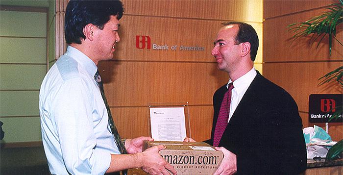 Amazon lånar ut pengar till kinesiska E-handlare