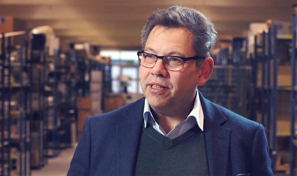Jörgen Bödmar vill se en enklare EU-handel