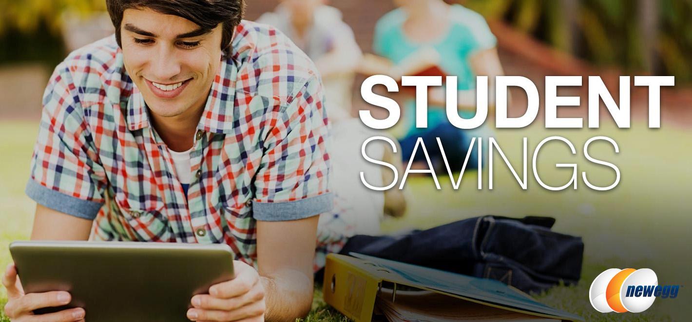 Newegg lanserar E-handel enbart för studenter
