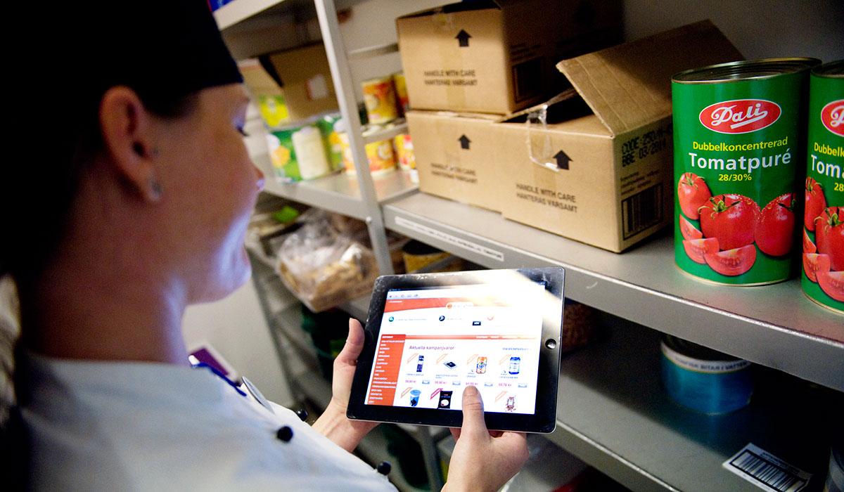 Axfood skalar upp sin näthandelsverksamhet