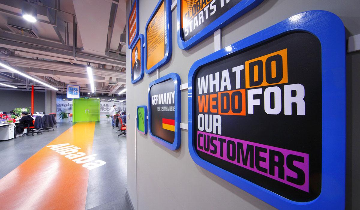 Alibaba vill få fart på Australiens småföretagare