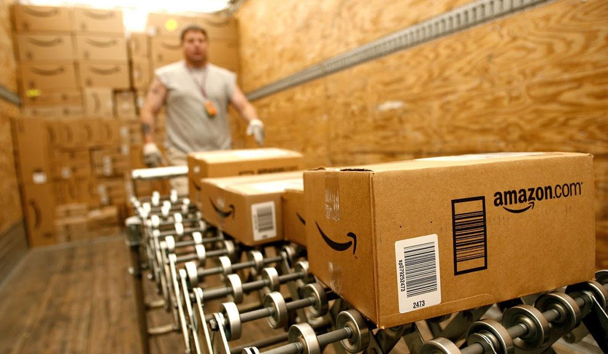 Amazon visar upp oväntad vinst under andra kvartalet