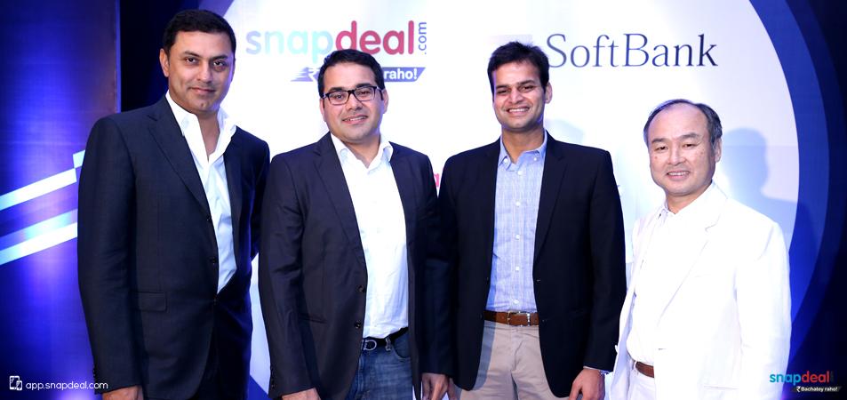 Ytterligare en halv miljard dollar till indisk E-handel