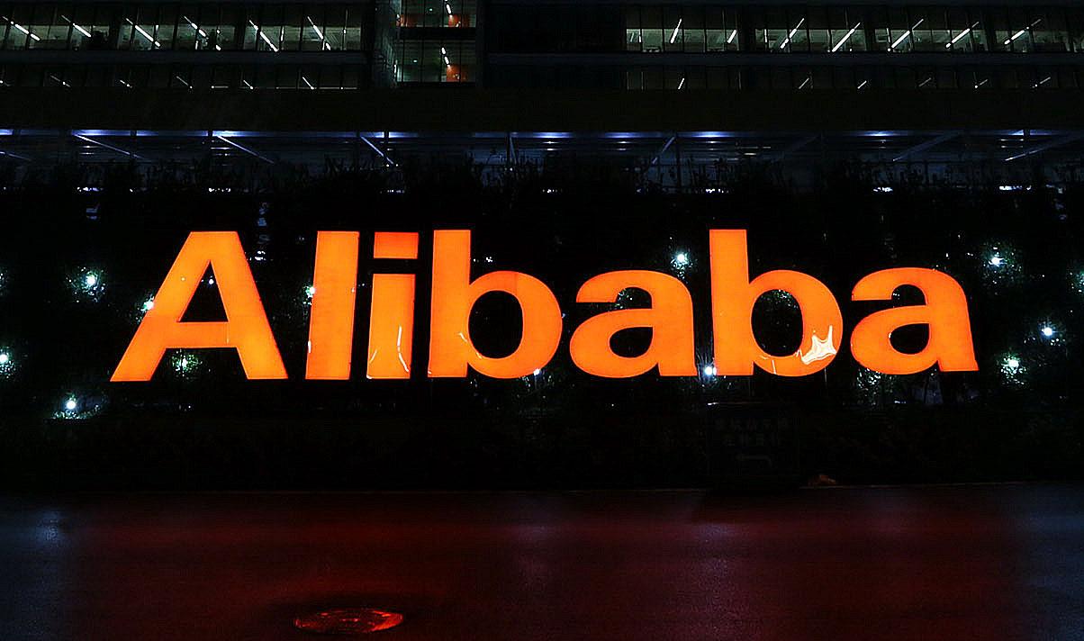 Alibaba levererar inte och Amazon återigen störst