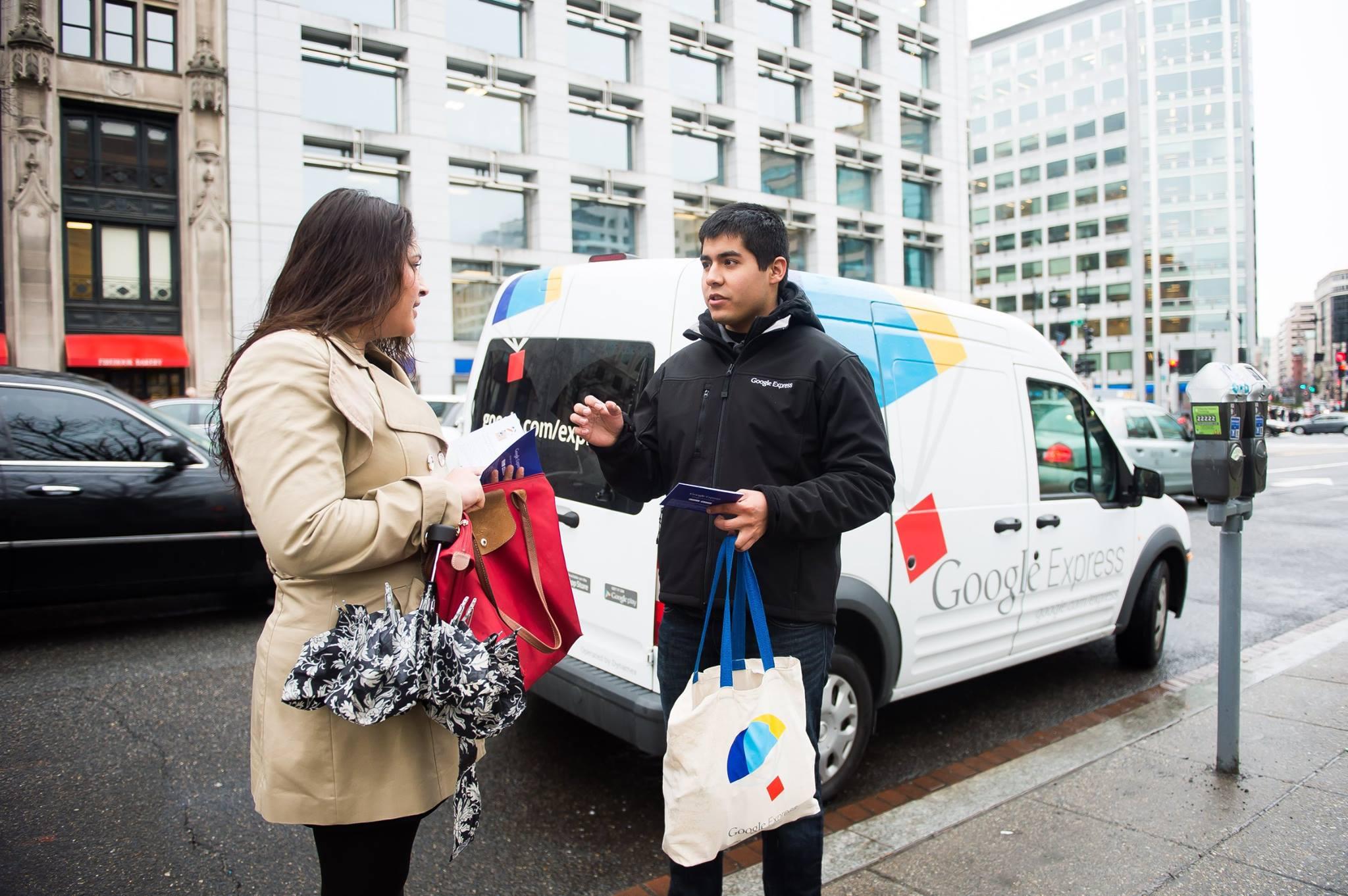 Google lämnar över sina supersnabba leveranser