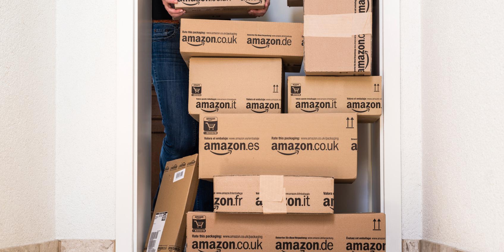 Amazon låter e-handlarna hålla vad de lovar