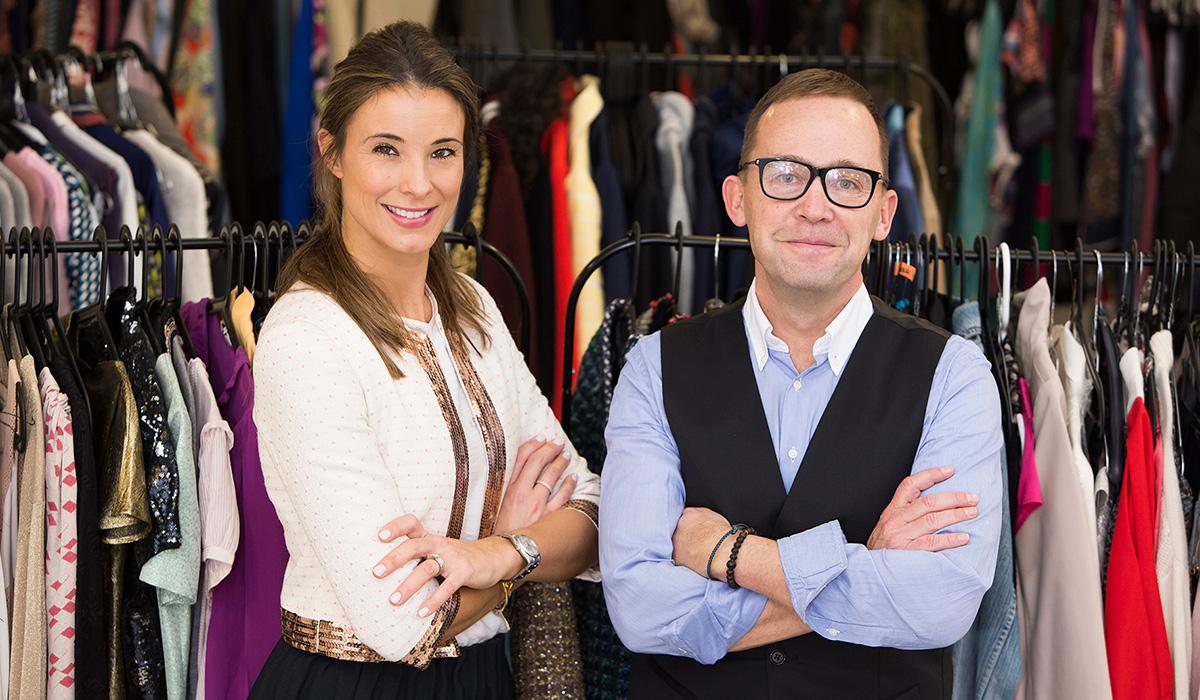 Ny marknadsplats snabbar upp garderobstömningen
