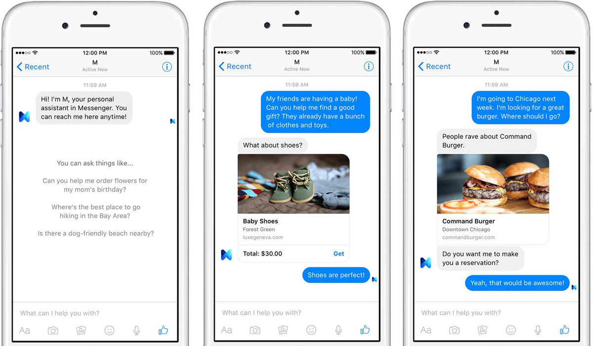 Facebook vill förenkla livet med virtuell assistent