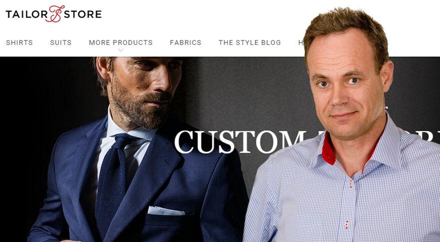Tailor Store tittar på USA som nästa marknad