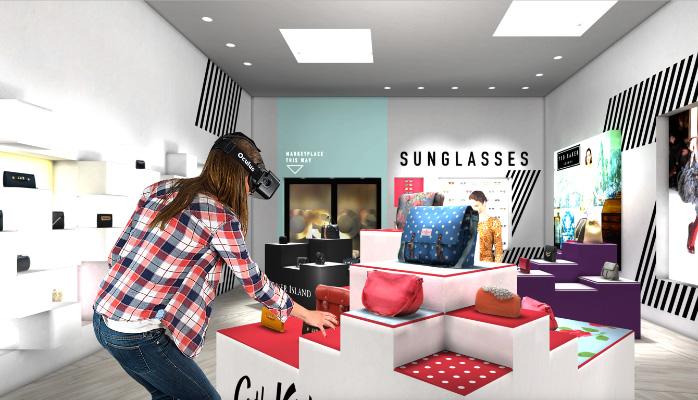 Asos bygger e-handel för den virtuella världen