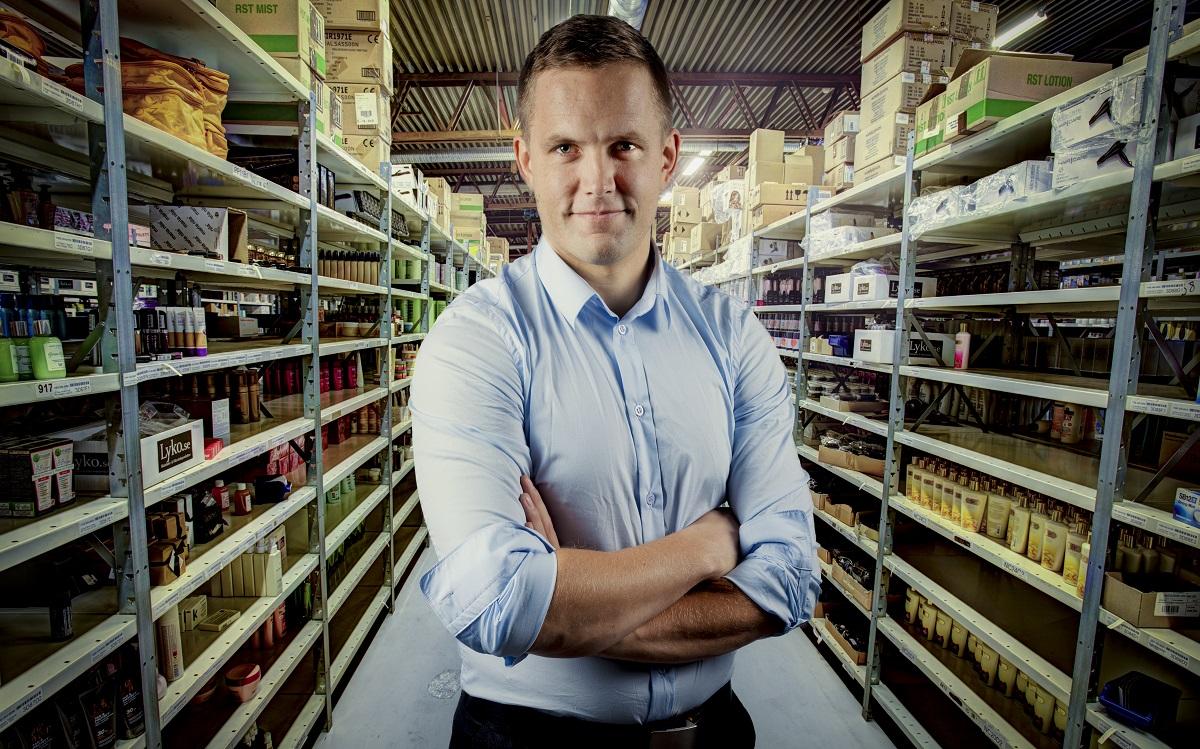 """Lykos VD: """"Svårt att sälja nya produkter på nätet"""""""