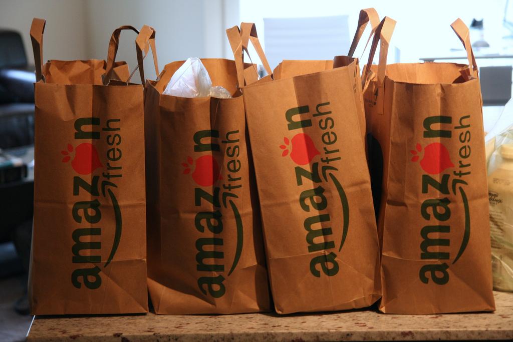 Mat på nätet kan leda vägen för resten av e-handeln
