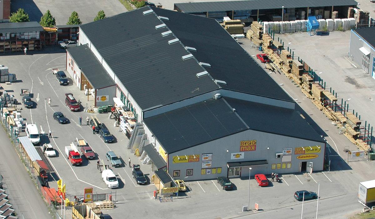 Byggmax köper upp Skånska Byggvaror