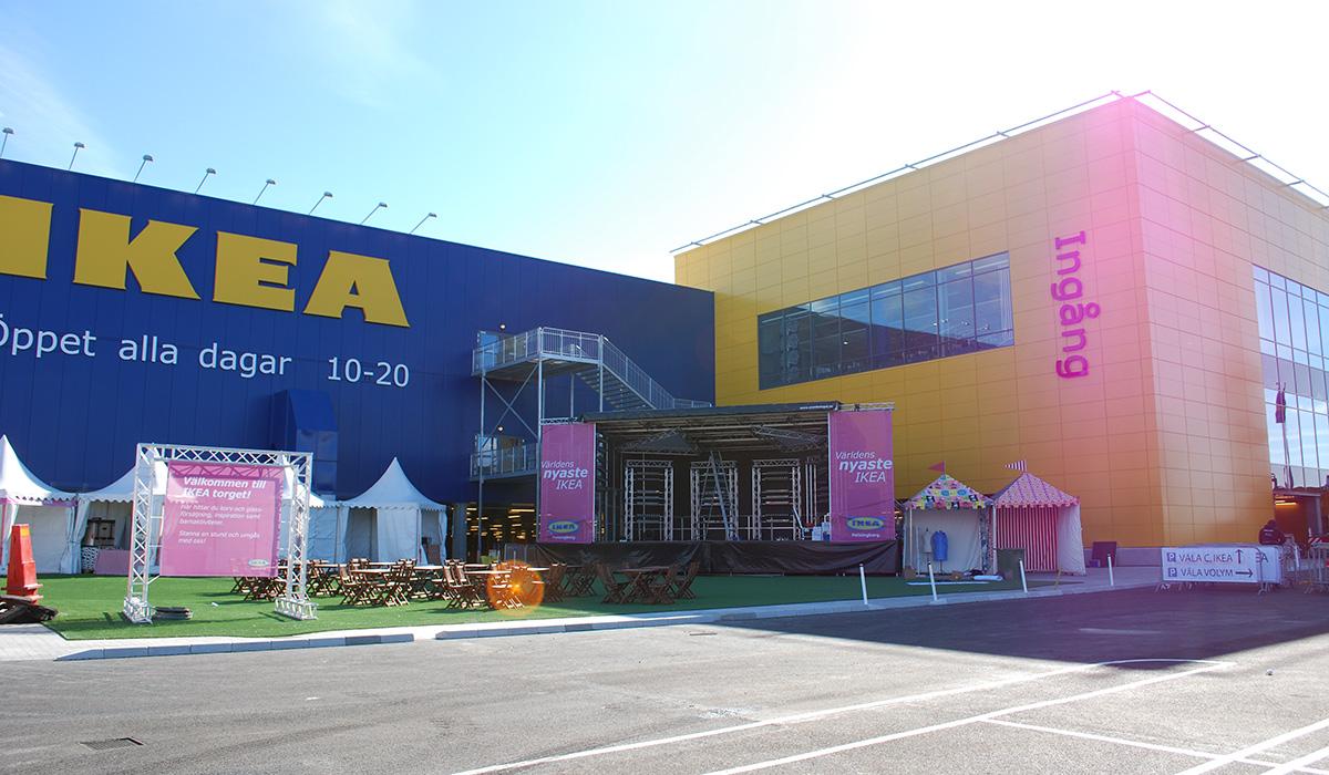 Nya bluffmail cirkulerar med Ikea som avsändare