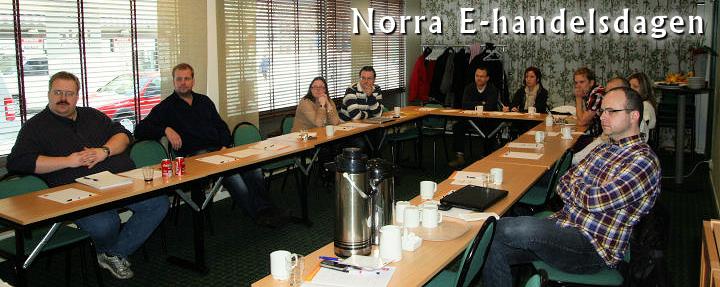 Sammandrag av Norra E-handelsdagen