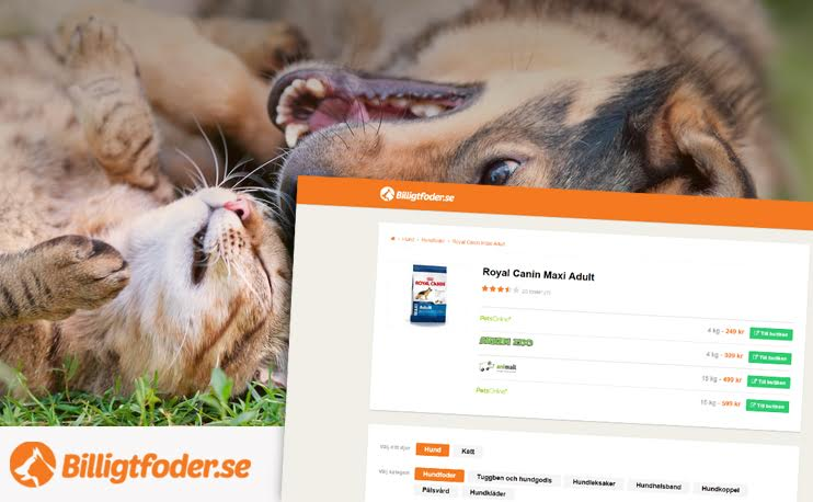 Priskänsliga djurägare ska få hjälp att hitta rätt sajt