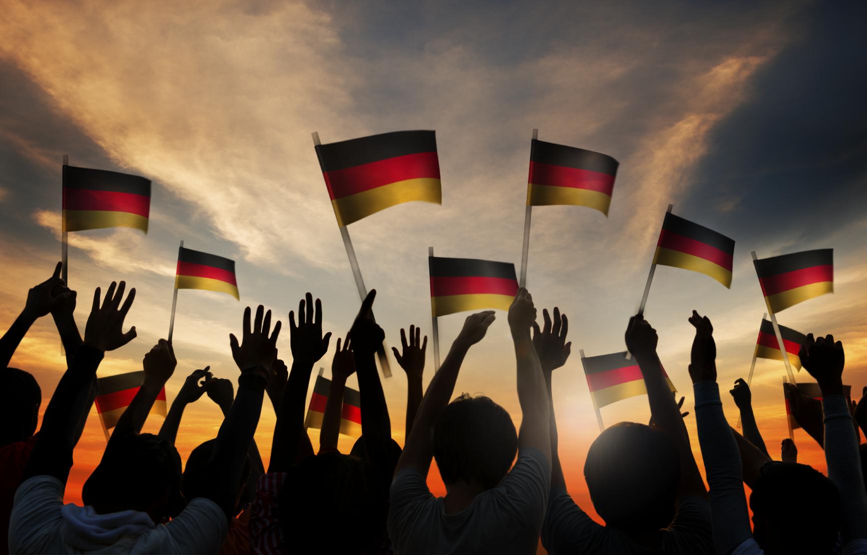 Tyskland tog täten för Black Friday i Europa
