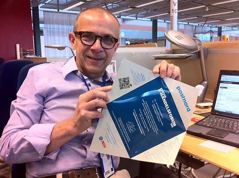 E-handelsveteranen Arne på Posten lämnar oss inte